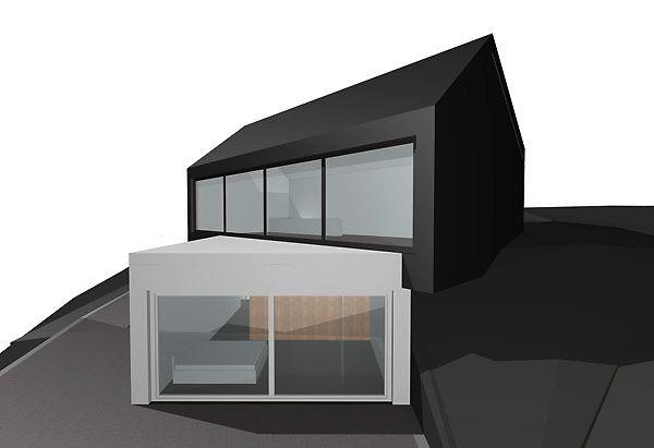nowoczesna-STODOLA_Schwarz-auf-Weiß _fabi-architekten-bda_11