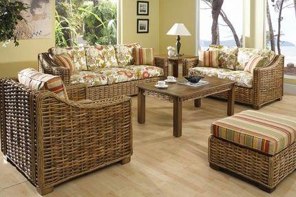 Freeport Rattan Furniture Set