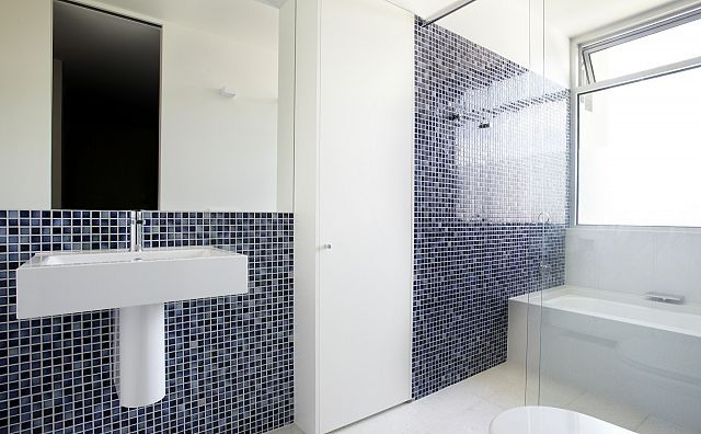 Bathrooms by Wolf Architects, Melbourne Australia
