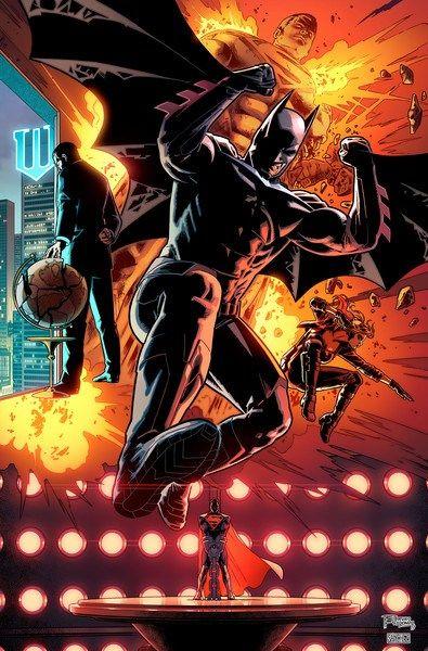 Tom Taylor Talks Injustice 2 and Supergirls Backstory