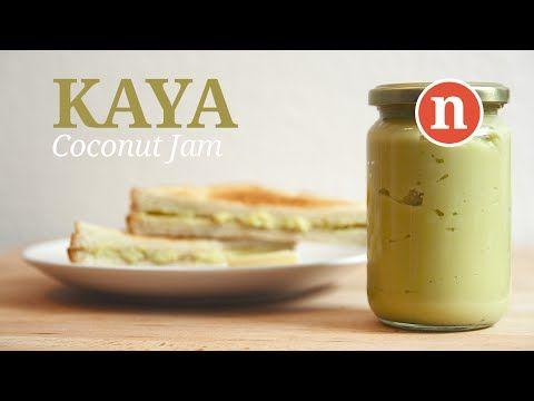 Kaya Pandan (Coconut Jam) - https://www.youtube.com/watch?v=JngXGXc8qe0