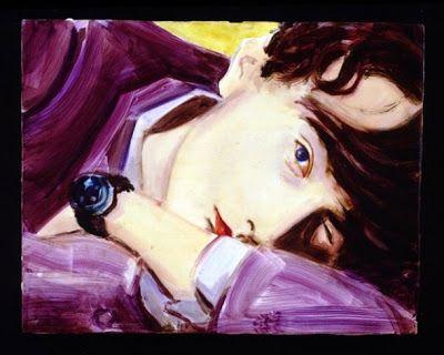 pinkpagodastudio: Elizabeth Peyton PORTRAITS