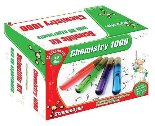 Inspiring Toys - Science4you Chemistry 1000 Set, £20.99 (http://inspiringtoys.co.uk/science4you-chemistry-1000-set/)