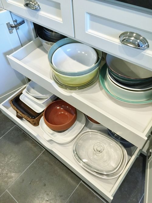 MUST HAVE: My New Kitchenu0027s Best Organizational Features!