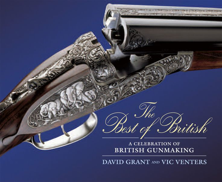 The Best of British by David Grant and Vic Venters | Quiller Publishing. This book includes an appendix which provides history and background information on the various gunmakers and companies involved, as well as contact information. Amongst the manufacturers whose work appears in the book are examples from David McKay Brown, Purdey, Holland & Holland, Boss, Greener, Peter Nelson and more - in other words 'the best of British'. #gun #maker