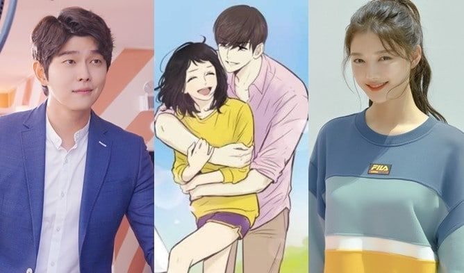 Bocoran Foto Kim Yoo Jung Dan Yoon Kyun Sang Saat Shooting Drama Clean With Passion For Now