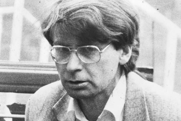 The Times: Killers new story. File picture of serial killer Dennis Nilsen. Date: 1983
