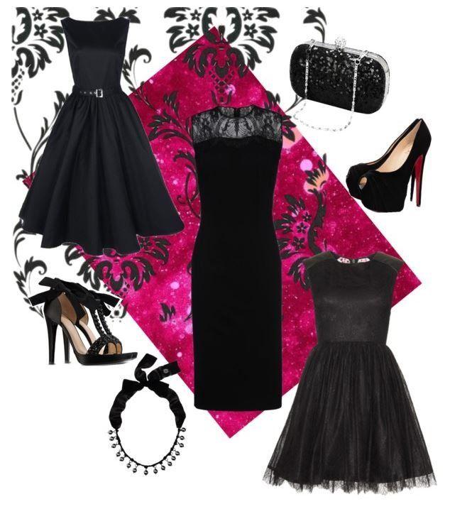 Little Black Dress Party - Bridal Shower Theme