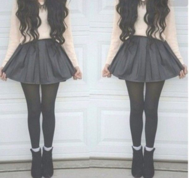 hipster girl skirt - photo #20