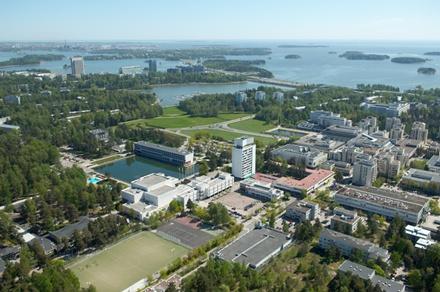 Tapiola, Espoo, Finland -   the Garden City :)