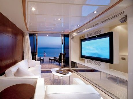 251 best Yacht interiors images on Pinterest | Luxury yachts ...