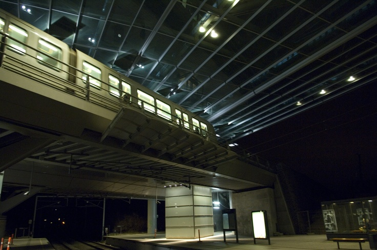 Trainstation..
