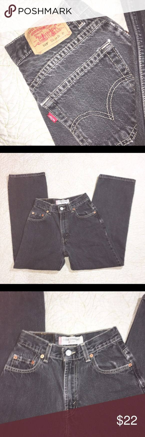 Levi's 569 Loose Straight Jeans Levi's 569 Loose Straight Jeans Levi's Jeans