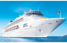 P&O Pacific Jewel - Cruises - ship info.