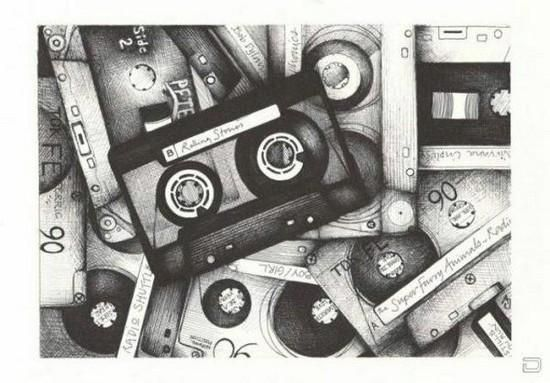 Awesome Pencil Drawings From Students Notebooks