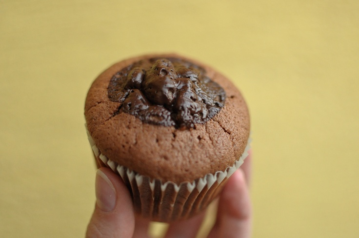 doubble chocolat muffin