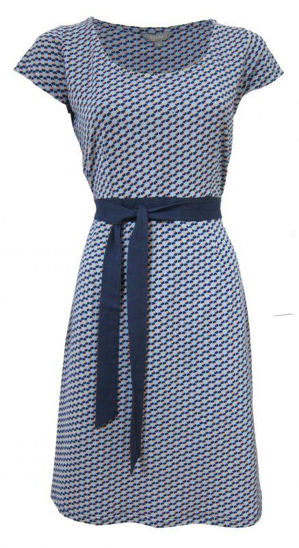 Amelia jurk, verkrijgbaar bij Solvejg.nl