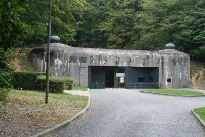 ... Line - The Schoenenbourg Fort - Schoenenbourg - TracesOfWar.com