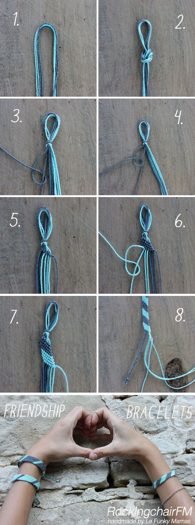 3498 Best Crafts Images On Pinterest Seed Beads And Tutorials Copper Electrical Wiring Stranded Wireedit The Friendship Bracelet