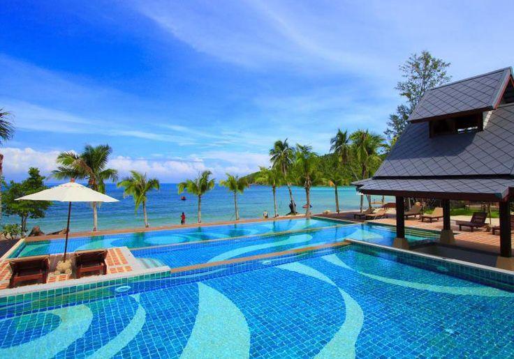 Salad Buri Resort & Spa : Koh Phangan, Thailand