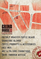 Grindhouse - stones cnr. Good coffee on the southside.