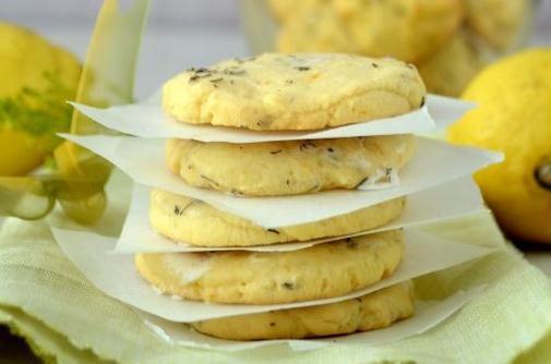 Mentes Receptek - Citromos keksz
