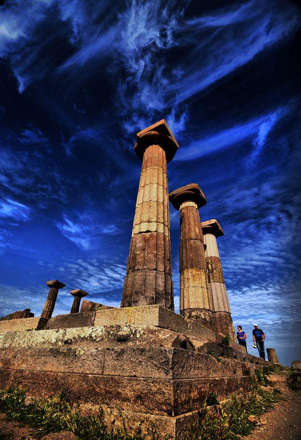 Assos, Çanakkale Turkey