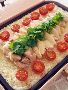 シンガポールライス風パエリア by 加瀬 まなみ | レシピサイト「Nadia | ナディア」プロの料理を無料で検索