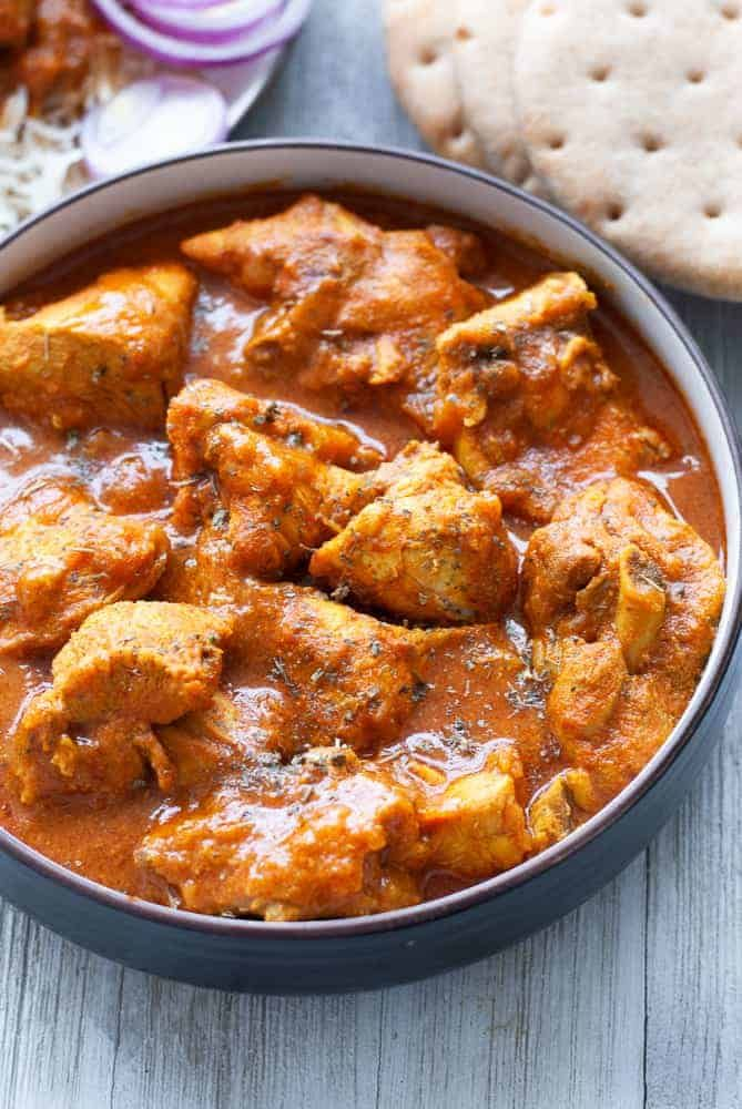 Chicken Madras: Bold, Spicy and Packed with Flavour | Indian Ambrosia |  Recipe | Indian food recipes, Chicken madras, Madras recipes