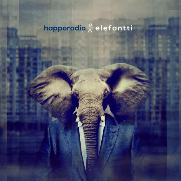 Happoradio - Elefantti CMYK