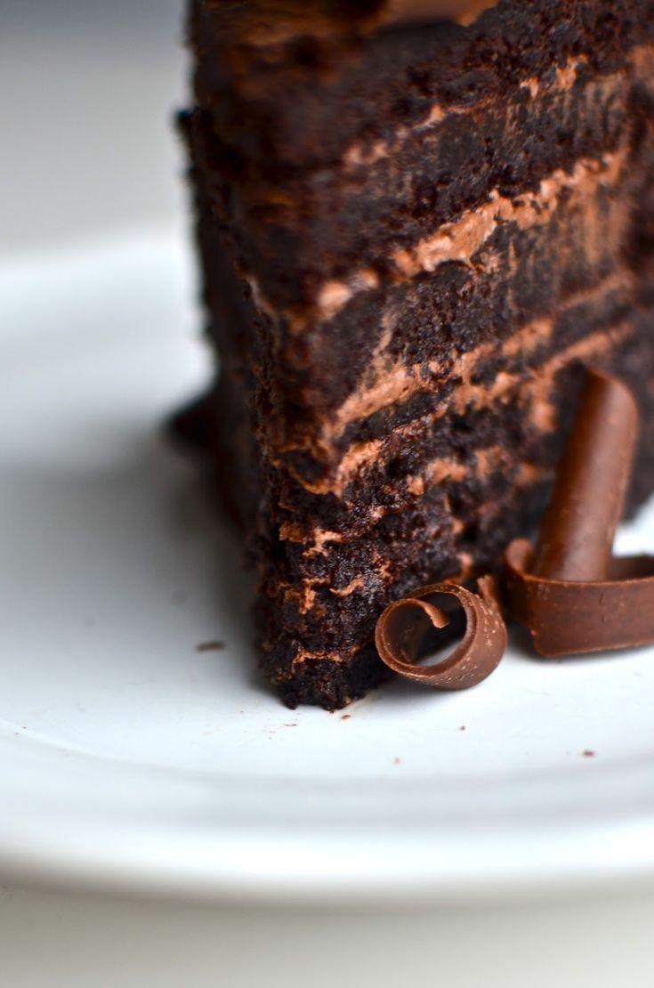 Fudge Mountain Cake