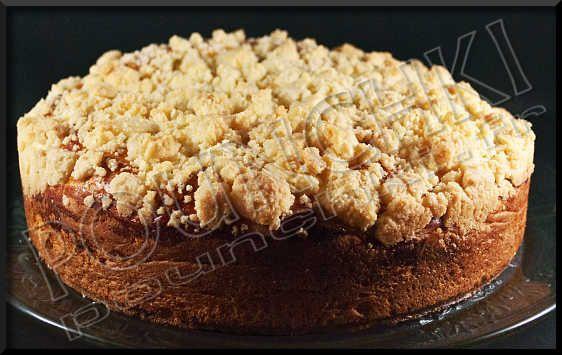 La recette du traditionnel gâteau brioché polonais.