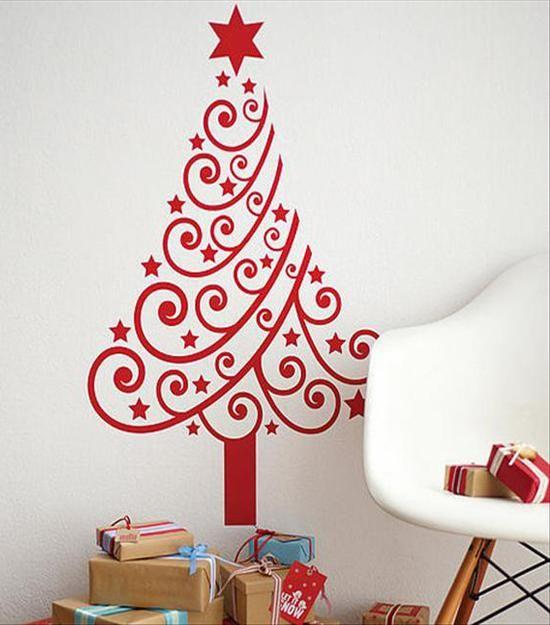 82 best Christmas Home Decor Easy DIY Ideas images on Pinterest ...