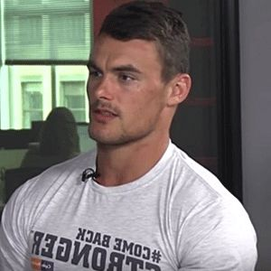 Jesse Kriel talks rugby and nutrition