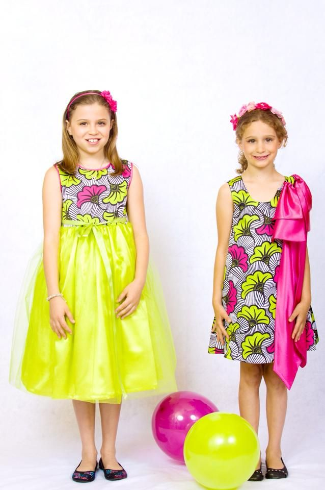 cd9efd2fd24 Ankara Styles for Children