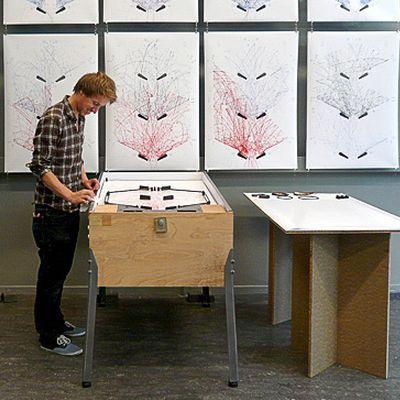 O holandês Sam Van Doorn estará presente no Pixel Show 2013 contando essa e outras histórias sobre apropriação de conceitos e objetos em prol da arte.