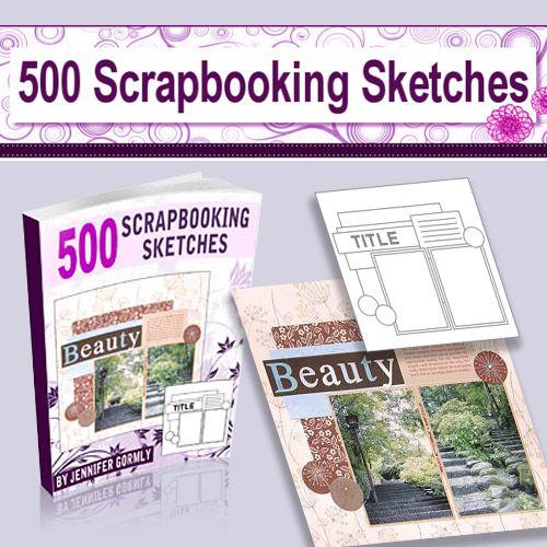 #Scrapbooking #ScrapbookingSketches Save your happiest memories :) …http://791c1l0h3eij4d6t5q6c8v9v79.hop.clickbank.net/