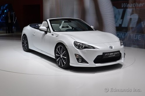 The Toyota FT86 #carleasing deal | One of the many cars and vans available to lease from www.carlease.uk.com