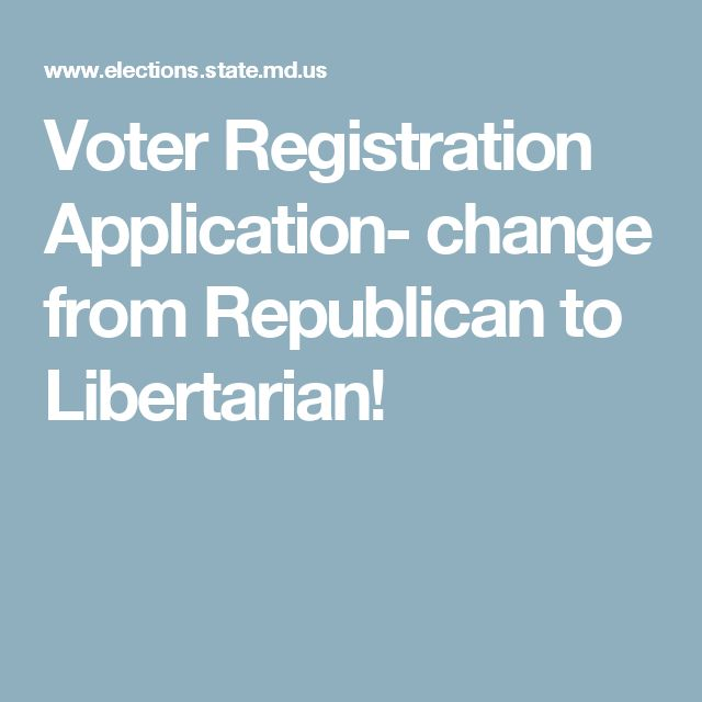 Ms De  Ideas Increbles Sobre Voter Registration Form En
