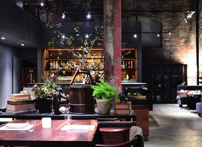 San Francisco Restaurant Saison Beautiful Cool Interiors 2 Michelin Stars