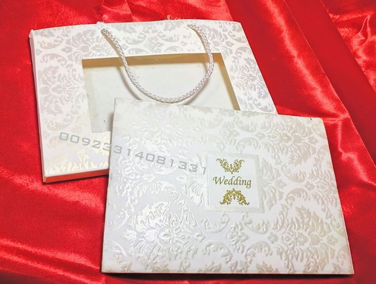 17 Best images about Wedding Invitation Card Ideas – Ideas for Invitation Cards