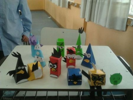 Figuras geometricas on Pinterest   3d Shapes, Geometry and Angry Birds