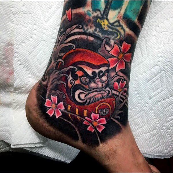 15 best tattoos daruma images on pinterest daruma doll tattoo japan tattoo and arm tattoos. Black Bedroom Furniture Sets. Home Design Ideas