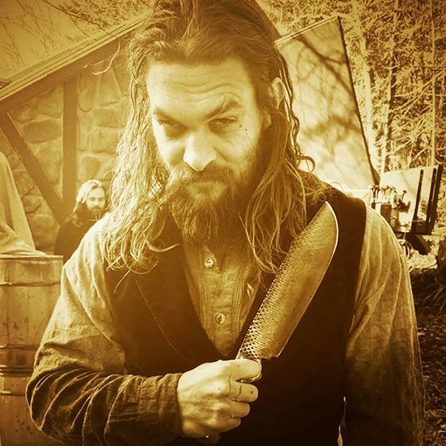 Jason Momoa Knives: 33 Best Jason Momoa Is Declan Harp