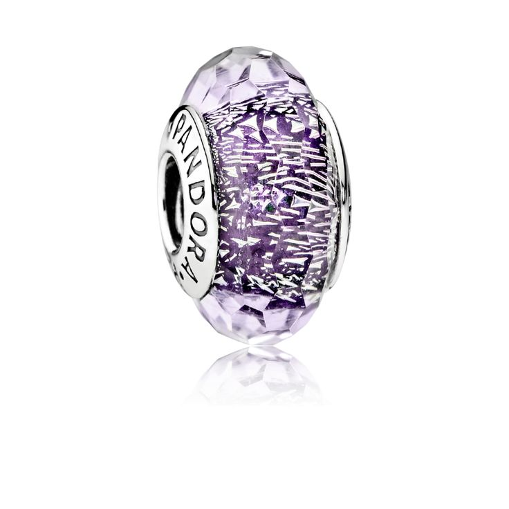 PANDORA | Dark Purple Shimmer (For rose bangle- $50)
