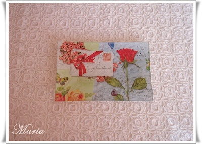 Bandeja con flores: Flowering, Rosa-Shocked Flora