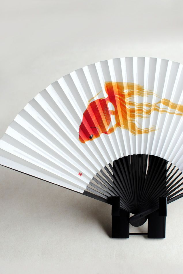 Japanese paper folding fan, Sensu 扇子