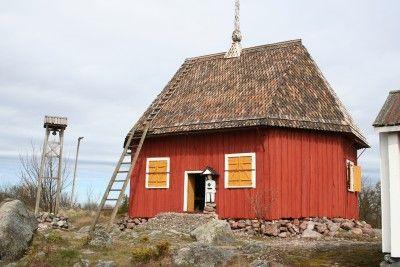 Kallan kirkko - Kalajoen seurakunta