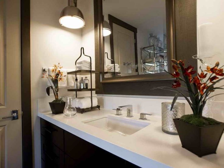 Modern Bathroom Countertop Accessories