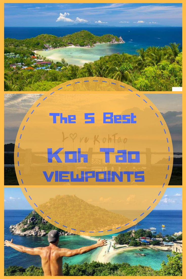 What is the best Koh Tao Viewpoint? Here is a list of all of them, plus a secret coast walk, a trail to an abandoned resort and other things to do in koh tao.